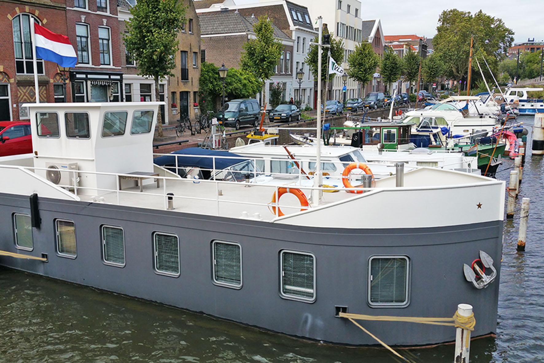 VLD Jachtkantoor Delfshaven, Rotterdam