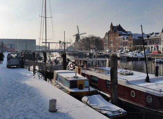 Delfshaven_ VLD, Jachthaven, Rotterdam, Historisch Delfhaven